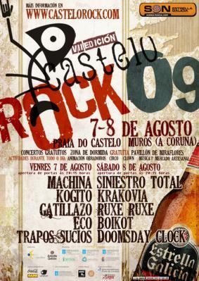 Castelo Rock 2009