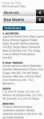 R. Madrid Galáctico... dos puntos