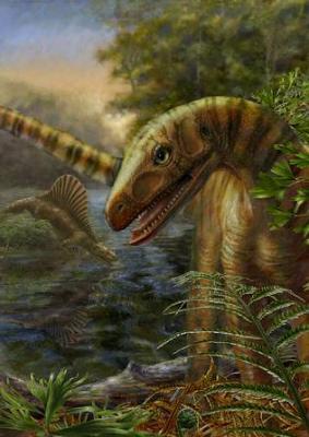 Hallan al pariente más antiguo de los dinosaurios