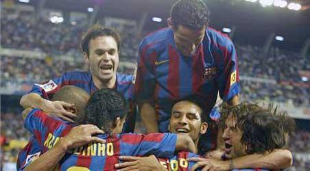 El Barça se proclama campeón y aleja al Celta de la «Champions»