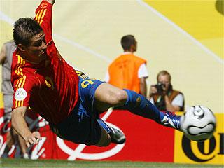 España-Ucrania 4-0