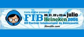 XII FESTIVAL DE BENICASSIM FIB HEINEKEN