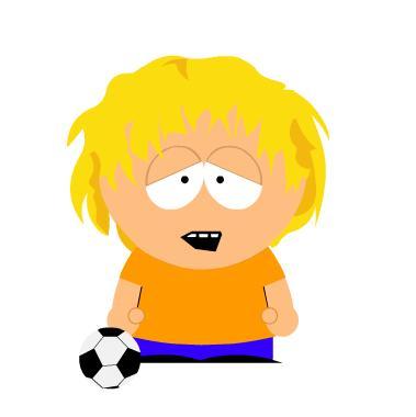 Pena en South Park
