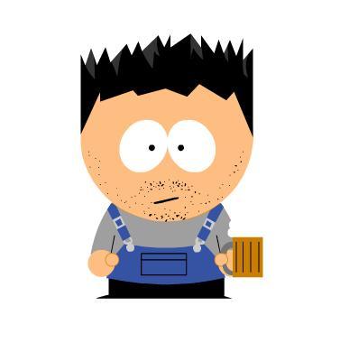 Agus en South Park