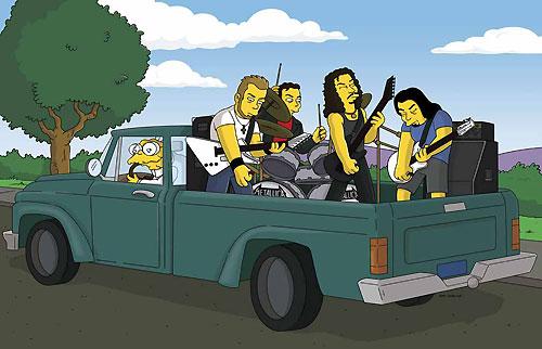 MetallicA en Springfield