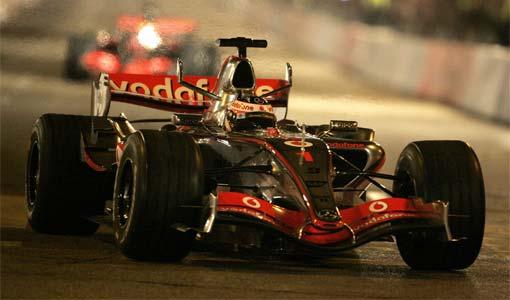 Presentación del equipo de F1 Vodafone McLaren Mercedes