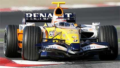 Renault R27 F1-2007