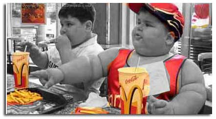 Podrían quitarle la custodia de su hijo si no le cambia la dieta