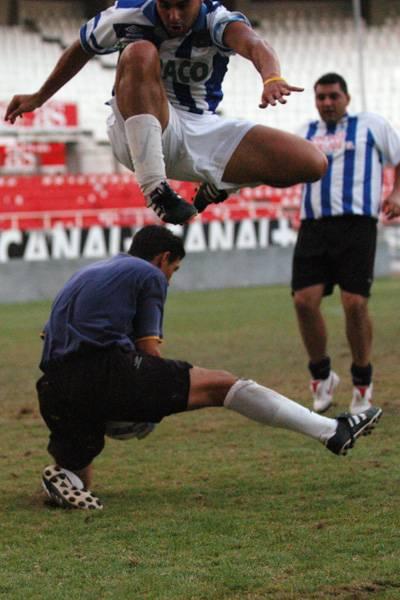 Copa da Liga 06/07 (4ª Xornada)