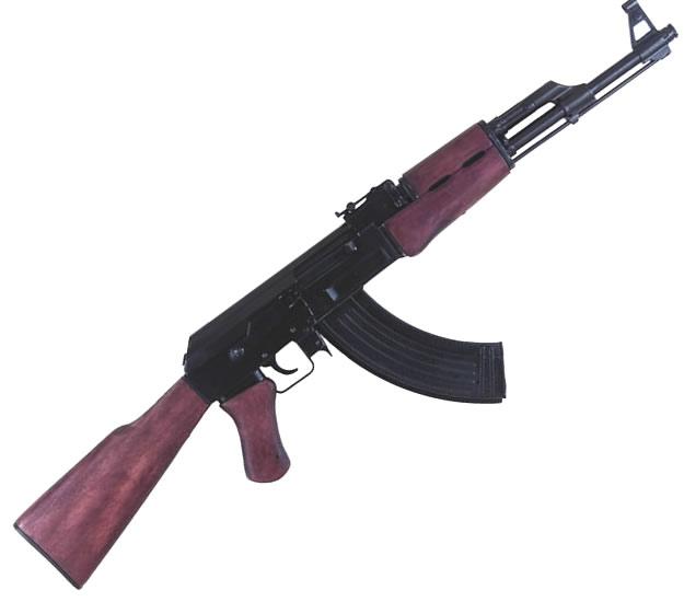 Kalashnikov: Un arma fuera de control