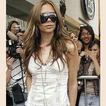 Beckham regala a su esposa un vibrador de platino y diamantes