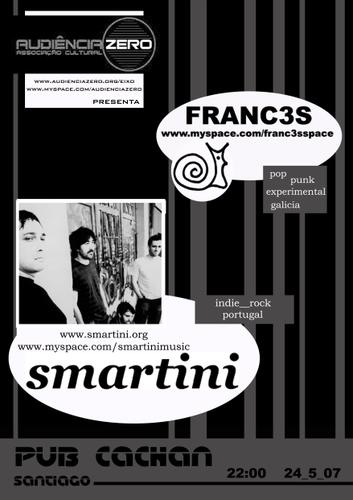 Franc3s en Santiago