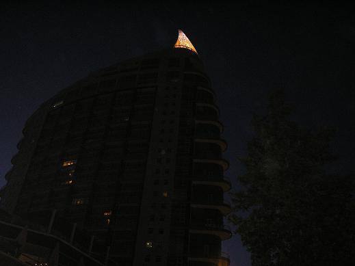 Lisboa 2007: Unha torre da expo