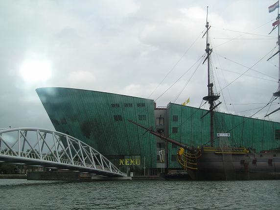 Amsterdam 2007 Museo Nemo