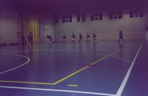 Fútbol Sala Muros 07/08 (1ª Xornada)