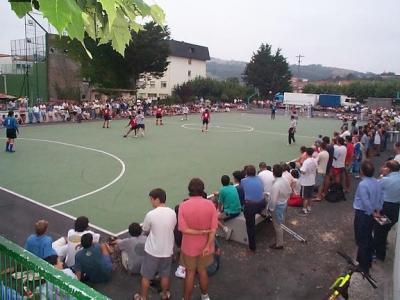Fútbol Sala Muros 07/08 (2ª Xornada)