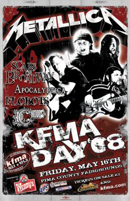 KFMA Day, Tucson Arizona (Second Round)
