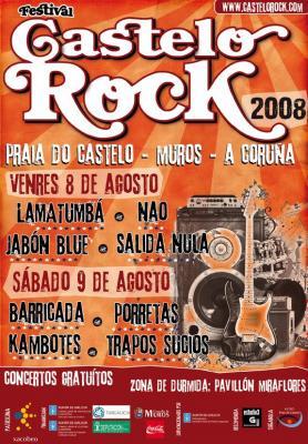 CASTELO ROCK 2008