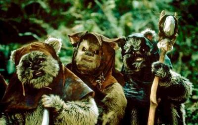 The Return of the Ewoks